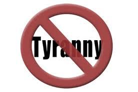 no tyranny